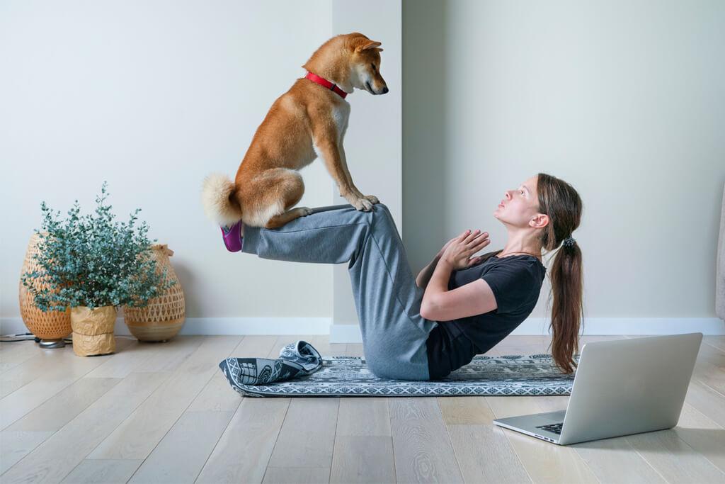 ¿Cómo hacer doga con mi perro?